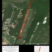 Ridge Lane Aerial Map