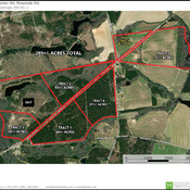 Aerial Map (Tracts 1-6)