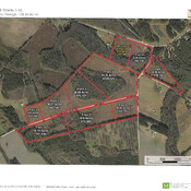 Aerial Map - Tracts 1-10