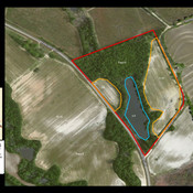 37 acres Aerial Map